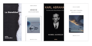Libros sobre psicología, psicoterapia, psicoanálisis y ciencias de la complejidad.