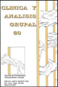 Clínica y análisis grupal 60