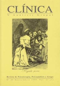 Revista Clínica y Análisis Grupal número 80