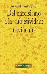 Libro psicología. Psicoanálisis. Narcisismo. Subjetividad.