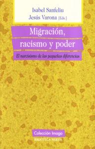 Libros psicología. Migración, racismo y poder.