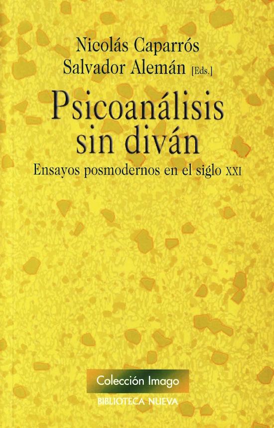 Psicoanálisis sin diván. Libros psicología.