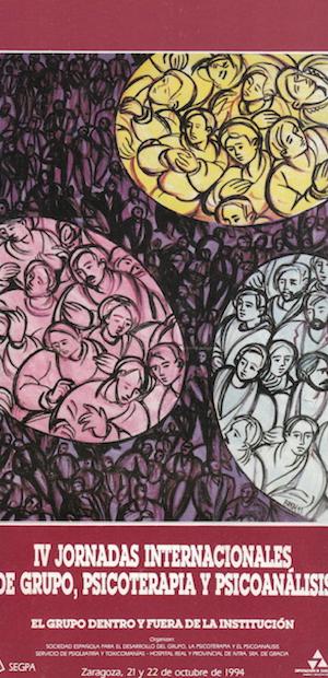 IV Jornadas Internacionales de Grupo, Psicoterapia y Psicoanálisis