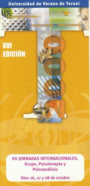 VII Congreso SEGPA (Teruel 2000)