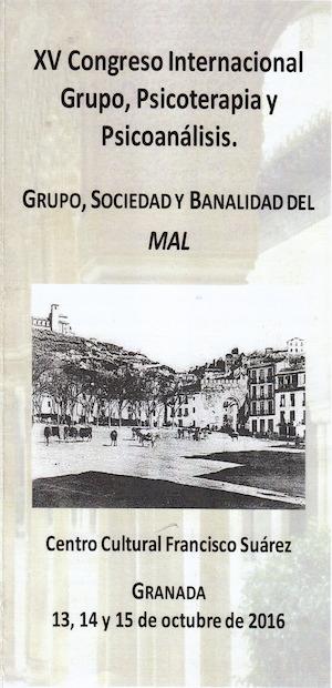 XV Congreso SEGPA, GRANADA