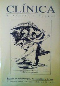 Revista Clínica y Análisis Grupal 104-105