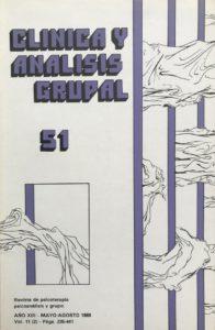 Clínica y análisis grupal número 51
