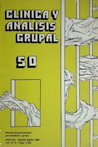 Clínica y análisis grupal número 50